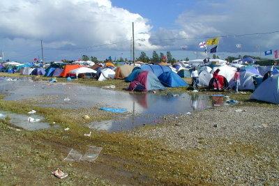Was sollte man auf ein Festival mitnehmen?