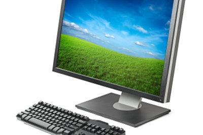 Kleiden Sie Ihren Windows-Vista-Desktop neu ein - setzen Sie Ihre Bildschirmeinstellungen zurück.