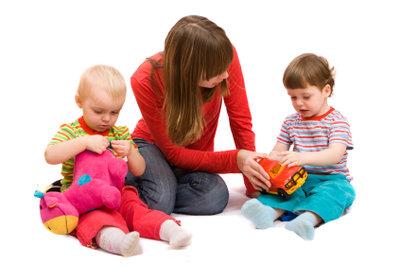 Um Babysitter zu werden, benötigen Sie eine Bescheinigung.
