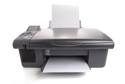 Der Microsoft XPS Document Writer ist als virtueller Drucker verfügbar.