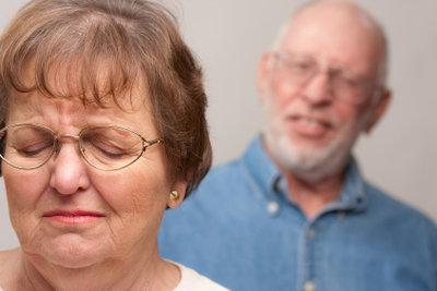 Zirkuläre Kausalität: Besonders Ehepaare geraten oft in den Kreislauf falscher Schuldzuweisungen.