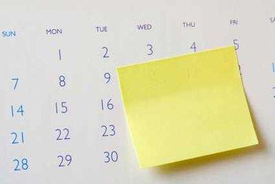 Einen Stundenplan können Sie mit Excel schnell erstellen.