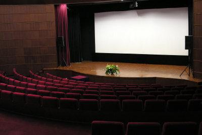 Ein Testbild hilft dabei Filme optimal sehen zu können.