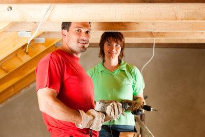Den Dachboden zu isolieren bringt viele Vorteile