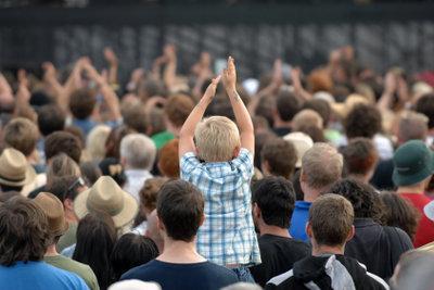 Als Eventmanager Großveranstaltungen zu organisieren, ist für viele ein Traum!