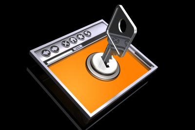 Den Netzwerksicherheitsschlüssel für das WLAN finden Sie an verschiedenen Stellen.