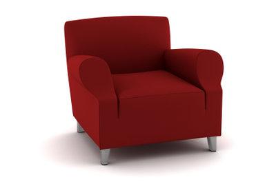 Durchs Beziehen wird Ihr Sessel wieder wie neu!