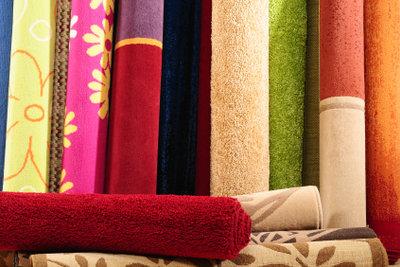 Wie Sie Ihren Hochflor-Teppich schonend reinigen.