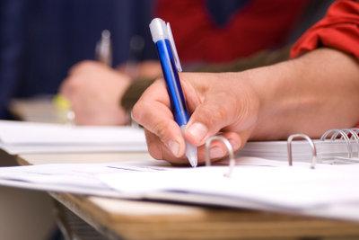 Die strukturierte Inhaltsangabe verlangt Schülern einiges ab.
