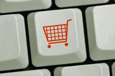Ein Webshop lässt sich auch mit recht günstiger Software erstellen.