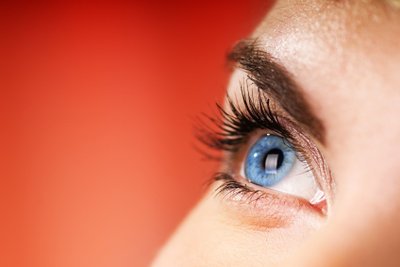 Große, schöne Augen lassen sich mit wenigen Schminktipps erreichen.
