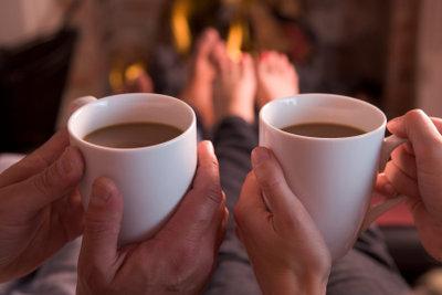 Die richtige Zubereitung ist das Geheimnis eines guten Kaffees.