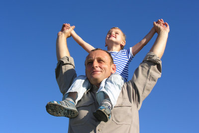 Das Besuchsrecht des Vaters ist eine der wichtigsten Trennungsfolgen, die Eltern klären müssen.