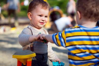Viel Spaß bei Sommerfest im Kindergarten!