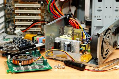 Den richtigen Treiber für einen Hochgeschwindigkeits-USB-Hostcontroller finden Sie im Internet