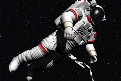 Mit Kreativität und Alufolie können auch Sie zum Astronauten werden.