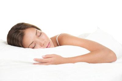 Wie man sich bettet - idealerweise auf ein gutes Kissen - so schläft man.
