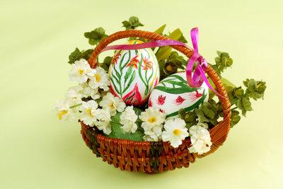 Mit ein paar Ideen finden Sie ein passendes Ostergeschenk.