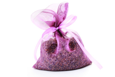 In jedem Raum ein Lavendelsäckchen und es kann Sie nichts mehr so schnell aus der Ruhe bringen.