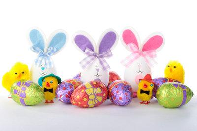Was kann man allein oder mit der Familie zu Ostern machen?