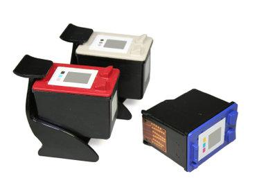 Druckerpatronen sind teuer - Das Neubefüllen lohnt sich.