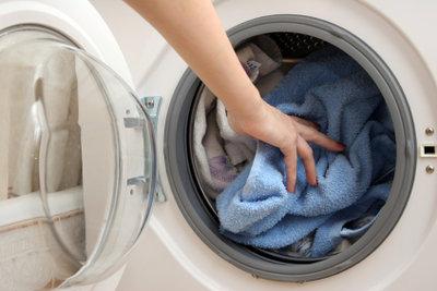 Auch die Wäsche gehört dazu, wenn es um Ordnung im Haus geht.