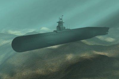 Ein U-Boot für die Badewanne können Sie mit etwas Geschick selber basteln.