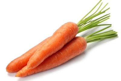 Gehen Sie doch mal als Karotte!