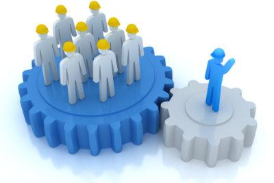 Bei der Rekrutenbesichtigung stehen Sie auf dem Präsentierteller und müssen sich beweisen.