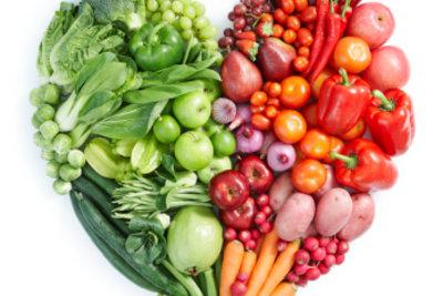 Wenn der Körper übersäuert ist, hilft oft eine basische Ernährung.