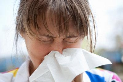 Ein korrektes Schnauben beugt oft einer Nasennebenhöhlenentzündung vor.