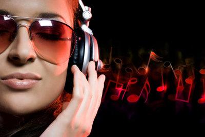 Musik unbekannter Künstler kann man oft kostenlos herunterladen.