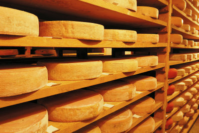 In Holland können Sie nicht nur Käsespezialitäten einkaufen.