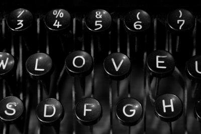 Schreiben Sie Lovesongs mit ein wenig Übung selbst.