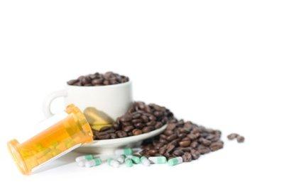 Koffeintabletten sollten Sie nicht dauerhaft einnehmen.