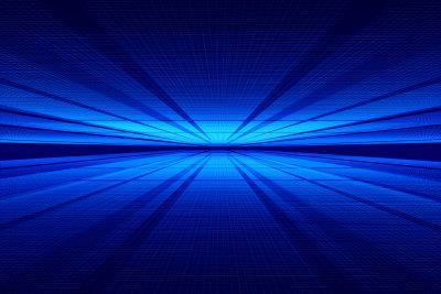 Blau - die entscheidende Farbe für Avatar-Kostüme.