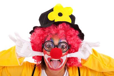 Jecke Saache maache un am Engk laache - mit einem gelungenen Karnevalsvortrag in die Bütt.