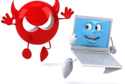 Im Internet finden Sie leicht ein gutes kostenloses Antivirenprogramm.