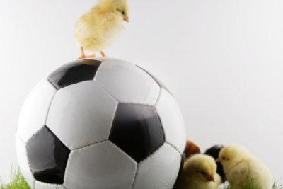 Der Traum vom Fußballprofi - nicht jeder schafft es auch nur bis zum Probetraining.