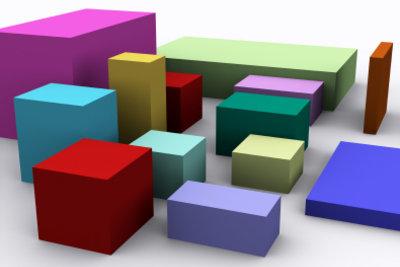 Holzlack kann viele Farben und Texturen haben.