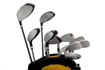 Golfschläger sollten möglichst genau an die Körpergröße angepasst sein.