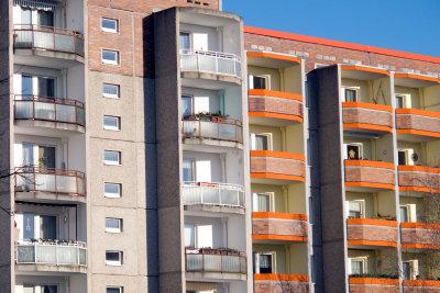 Auch der Zustand des Balkons muss im Übergabeprotokoll der Mietwohnung festgehalten werden.