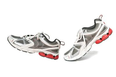 Gute Laufschuhe müssen nicht viel Geld kosten.