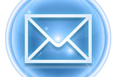 E-Mails gehören zu den meistgenutzten Diensten des Internets.