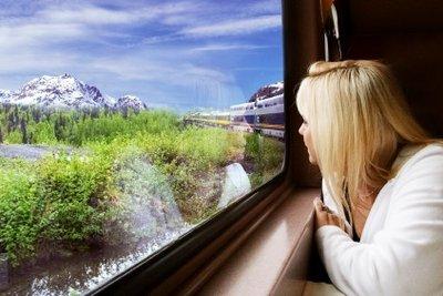 Eine entspannte Fahrt mit der Bahn dank Wochenendticket