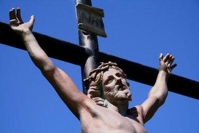 Karfreitag bedeutet Gedenken an die Kreuzigung Jesu.