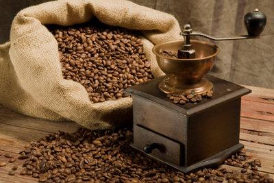 Kaffee aus Handkaffeemühlen ist in!