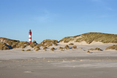 Für manch einen ist Amrum die schönste Nordseeinsel.
