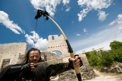 So könnte Robin Hood damals ausgesehen haben!