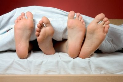 Bringen Sie mit neuer Romantik wieder mehr Leben in Ihr Bett.